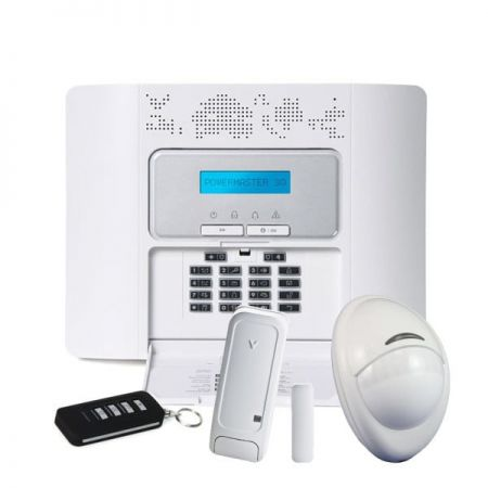 Kit alarme bureau sans fil