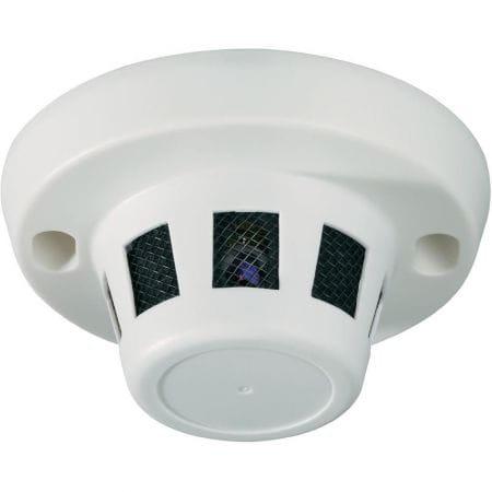 Caméra Espion Détecteur de Fumée HD