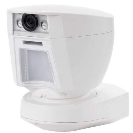 Détecteur Extérieur Infrarouge A Miroir Avec Caméra Intégrée Visonic TOWER CAM PG2