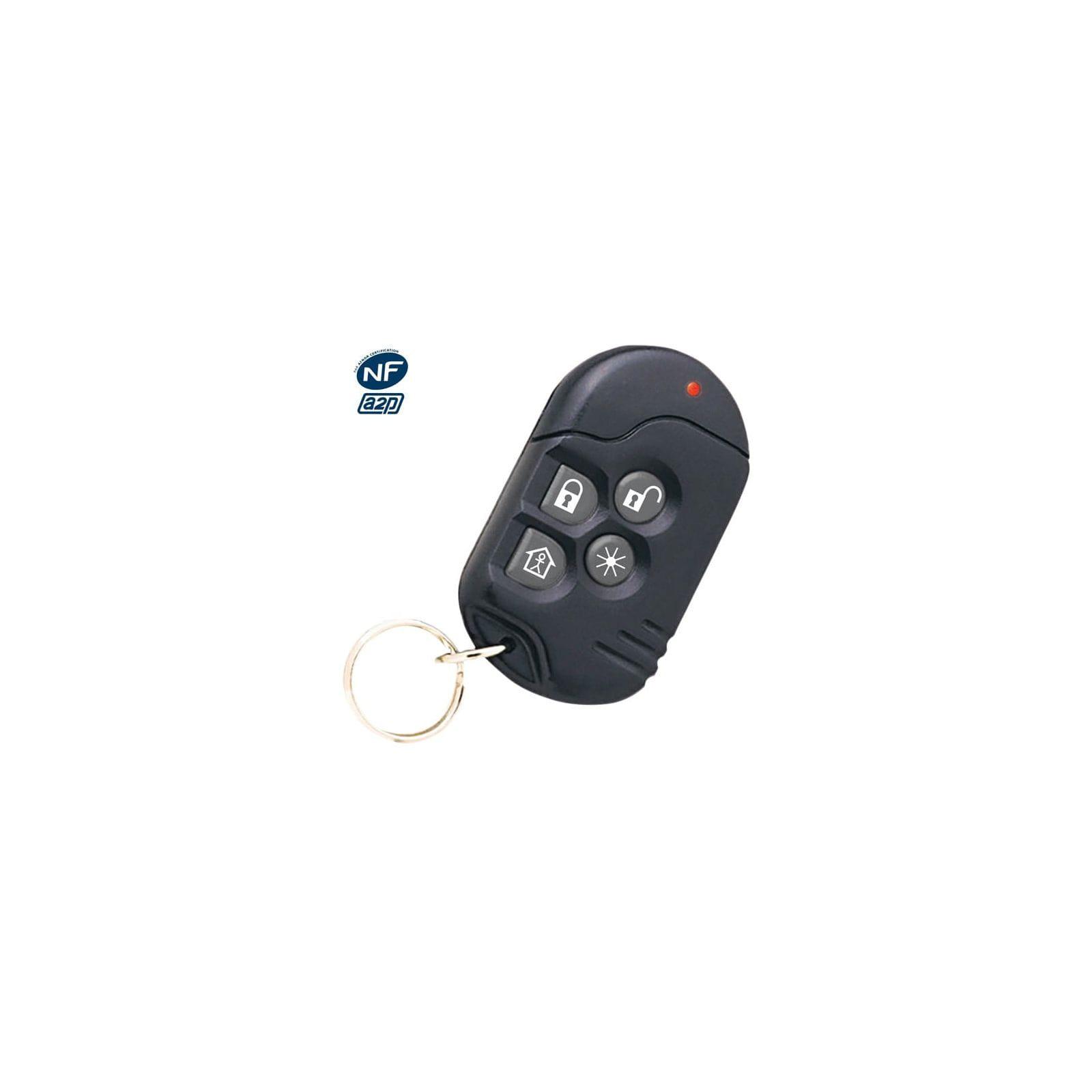 Télécommande Sans Fil PowerG Visonic KF-234 PG2
