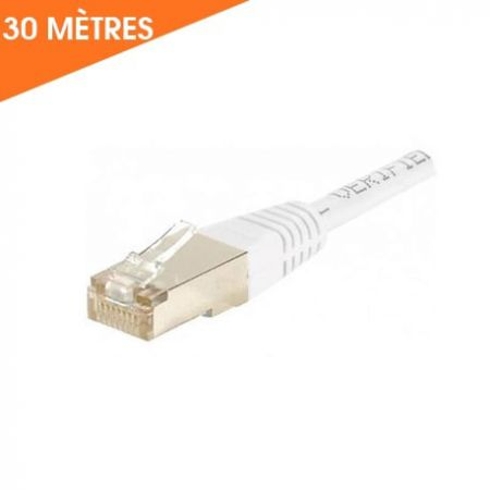 Câble ethernet 30 M