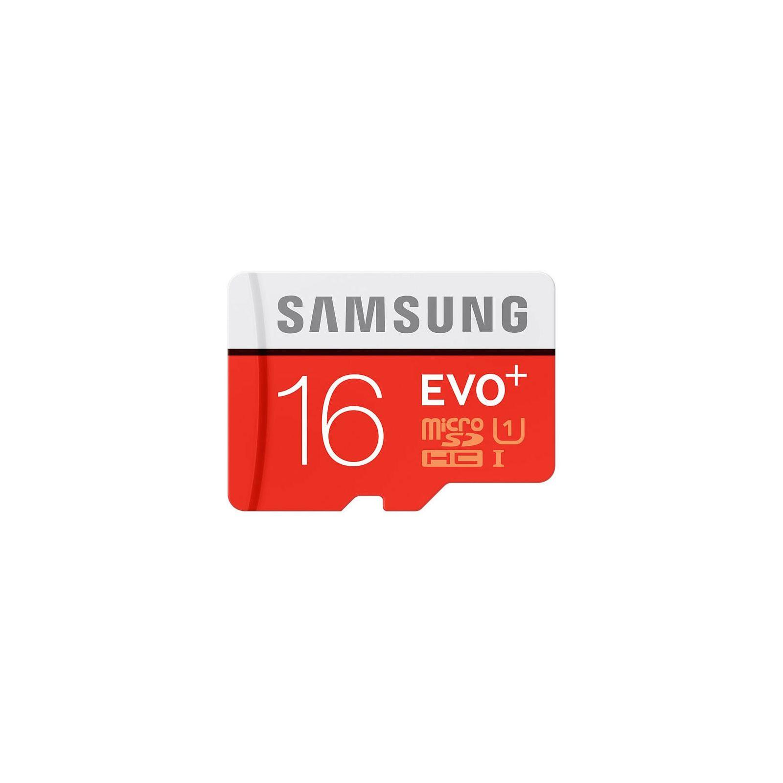 Carte micro SDXC Samsung EVO+ - 128 Go - Classe 10/UHS-I (U1)