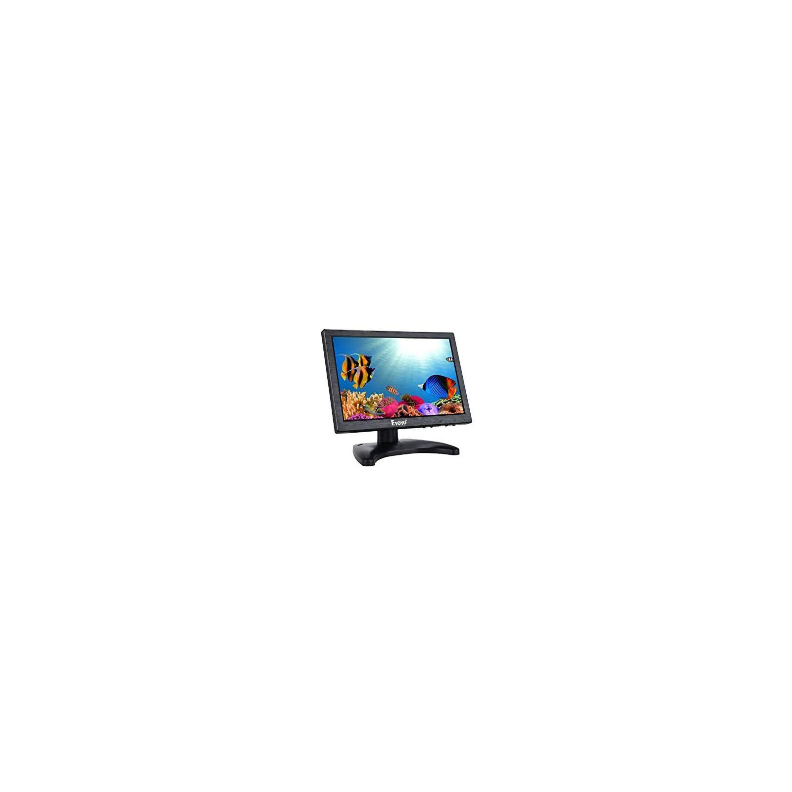 Ecran de vidéosurveillance 15 pouces BNC/HDMI/VGA