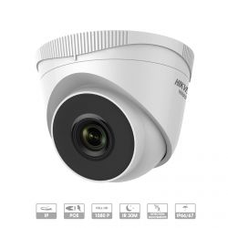 CAMERA HIKVISION HIWATCH IP DOME FIXE 2 MP PoE