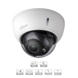 Caméra Dahua dôme 2MP HDCVI zoom motorisé
