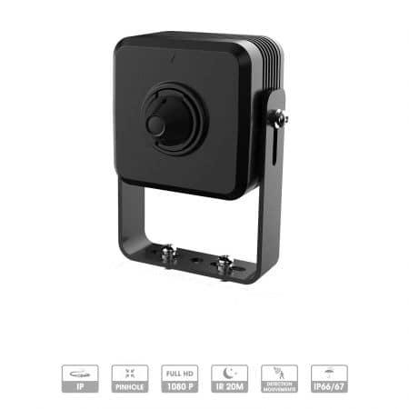 Caméra Dahua   Miniature pinhole   2 MP   IP