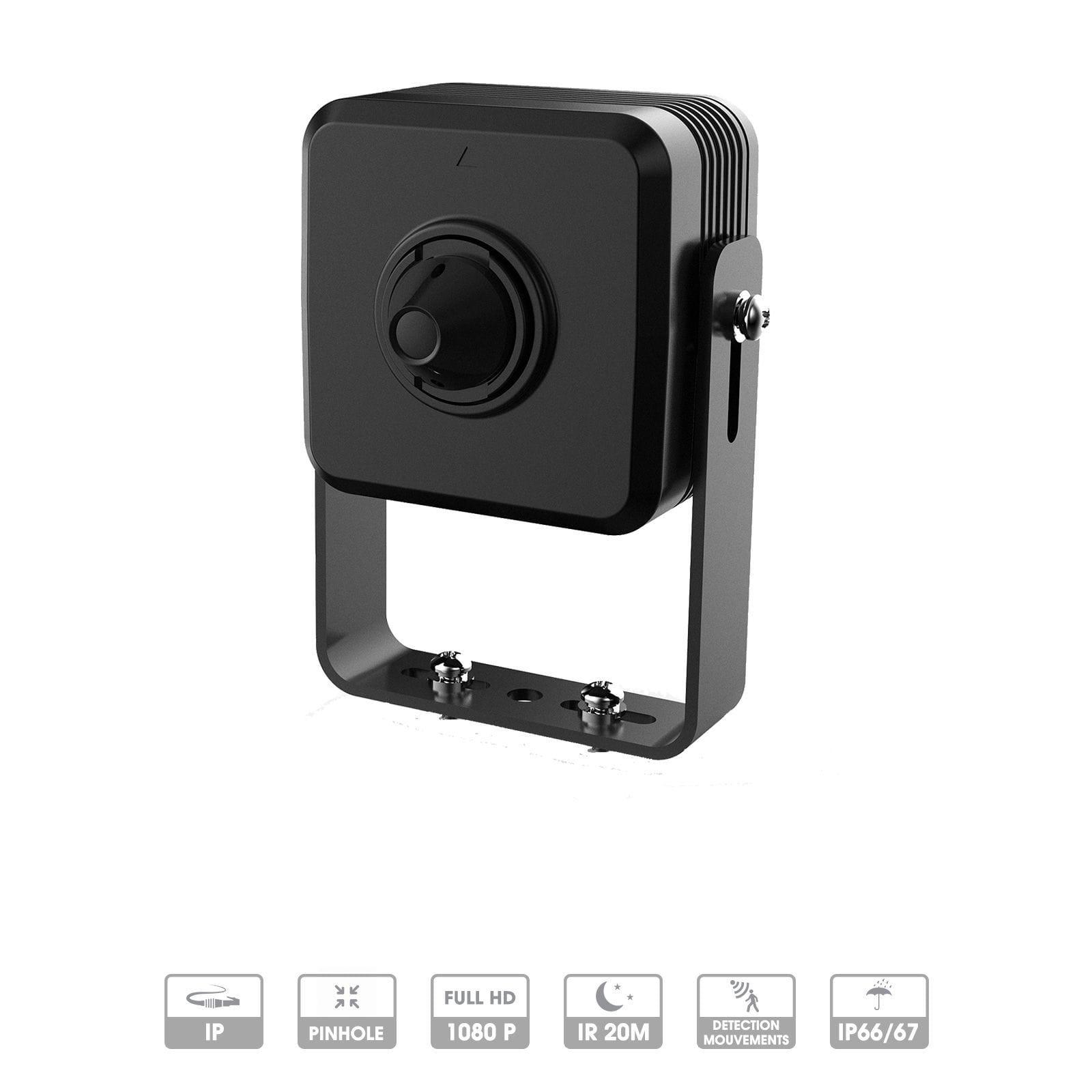 Caméra Dahua | Miniature pinhole | 2 MP | IP