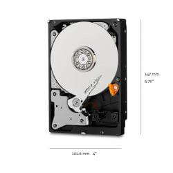 Disque dur de vidéosurveillance de 4 To 3,5 pouces supporte 5 disques durs