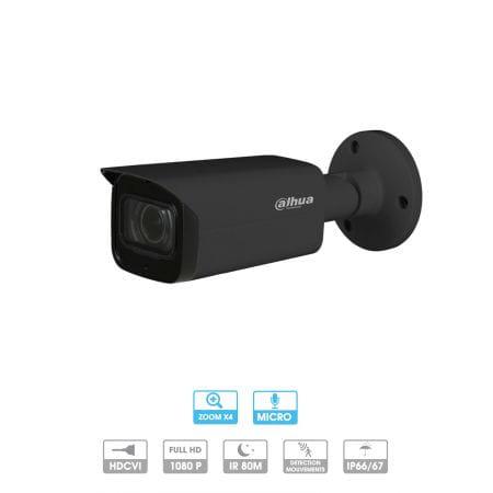 Caméra Dahua tube 2 MP HDCVI