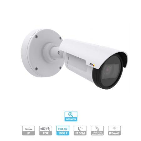 Caméra Axis Network | P1435-LE | 1080 P | PoE