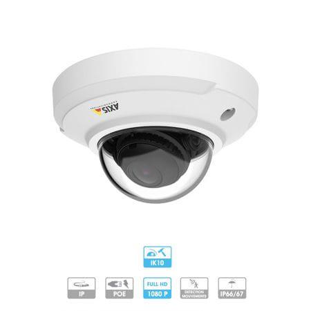 Caméra Axis Companion | Dome-V | 1080P | Antivandalisme