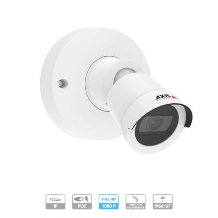 Caméra Axis Companion | Bullet mini LE | 1080P | PoE