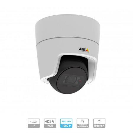 Caméra Axis Companion | Eye-LVE | 1080 P | PoE | Extérieur