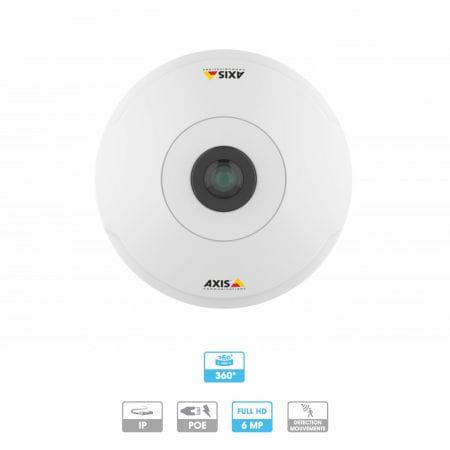 Caméra Axis Companion   360° fisheye  6 MP