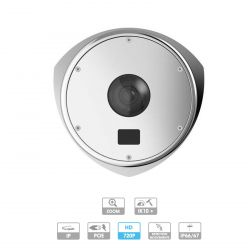 Caméra Axis | Q8414-LVS | 1.3 MP | Anti-vandale | Zoom