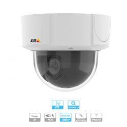 Caméra Axis | Dôme PTZ | M5525-E | 2 MP | IP | Antivandalisme | Zoom x 10
