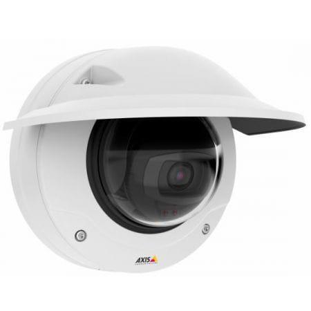 Caméra Axis Network | Q3515-LVE | 1080 P | Antivandalisme | IP | Extérieur | Zoom x 3