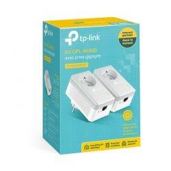 Kit 2 CPL | TP-Link | Compatible avec toutes les box internet