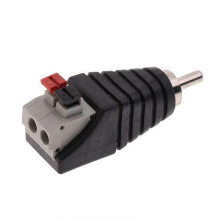 Connecteur RC mâle | À clipser