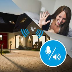 Caméra Ezviz LC1 | Wifi | Extérieur | 1080 P | Micro et haut-parleur | Lumière et alarme intégrées | Détecteur PIR