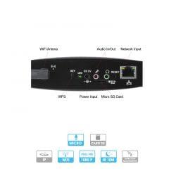 Caméra cachée Provision | Caméra espion dans routeur | 2 MP | Wifi | Vision nocturne 5 mètres | Microphone