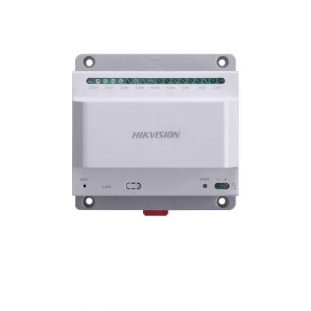 Interface IP/audio pour interphonie Hikvision | Intérieur