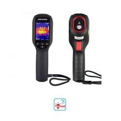 Caméra thermique Hikvision | Portable | Ecran tactile intégré | Détection de température jusqu'à 1 mètre
