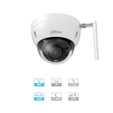 Caméra Dahua   Dôme   4 MP...