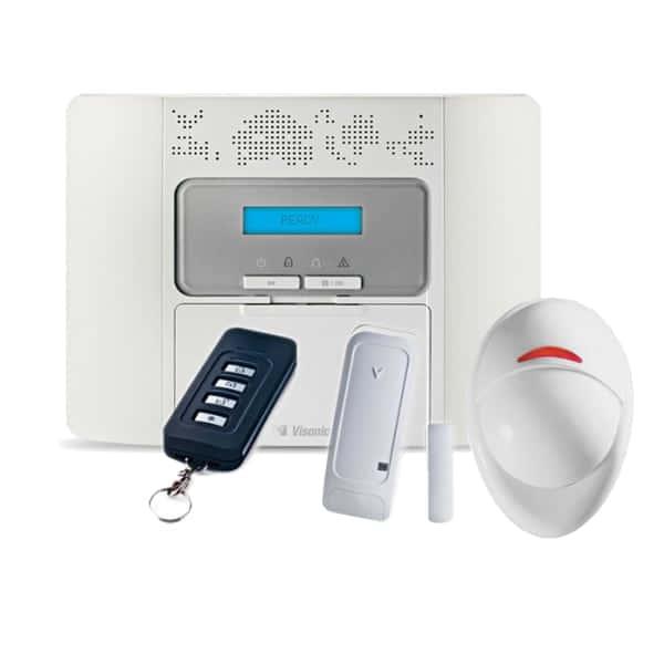 type de système d'alarme anti-intrusion