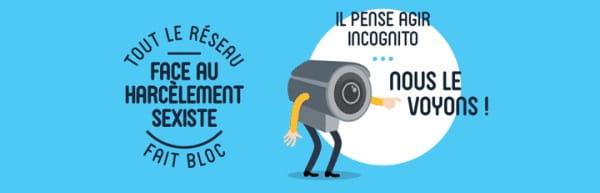 (TCL) campagne contre le harcèlement