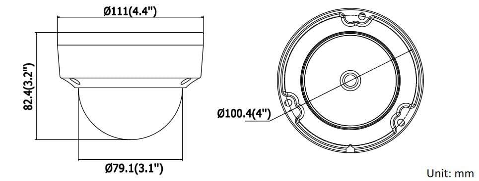 Dome-anti-ip-8MP-black-schema