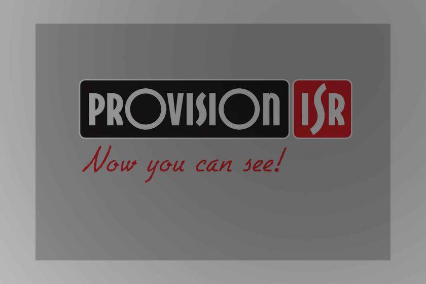 Pourquoi choisir les caméras Provision ISR ?