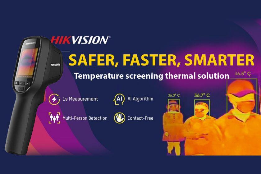 Comment fonctionne une camera thermique ?