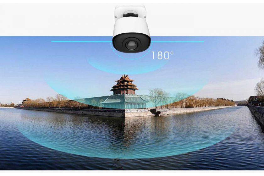 Milesight / Mini Caméra Bullet 180° / Présentation