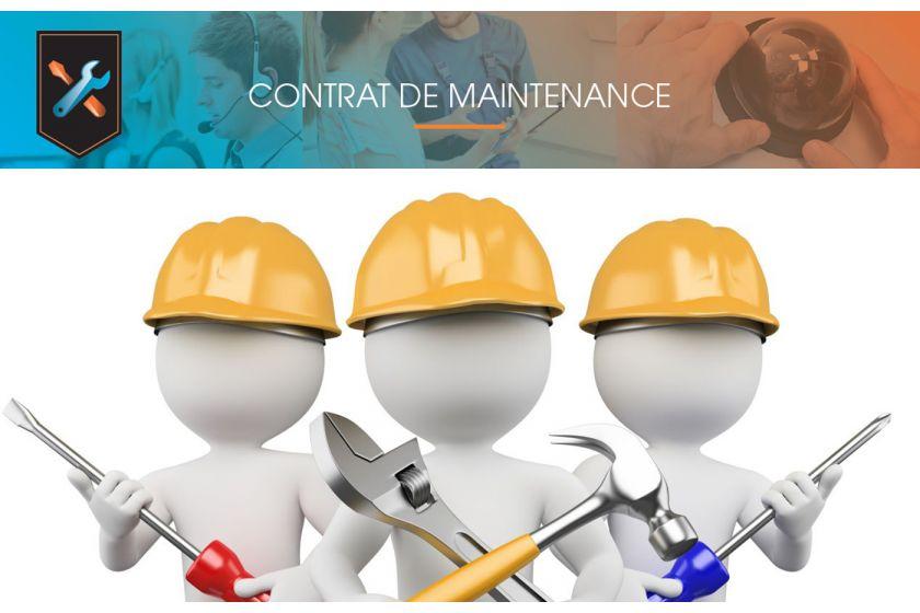 Pourquoi souscrire au contrat de maintenance suite à l'installation d'un système de sécurité ?
