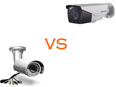 Quelle différence entre caméra IP et analogique ?